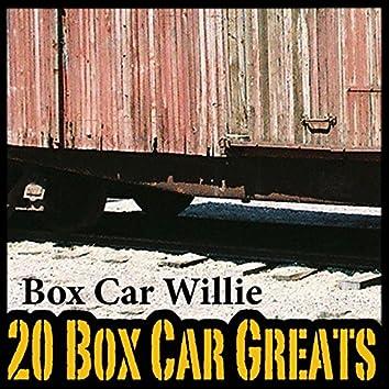20 Boxcar Greats