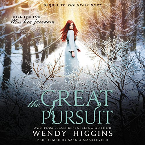 The Great Pursuit audiobook cover art