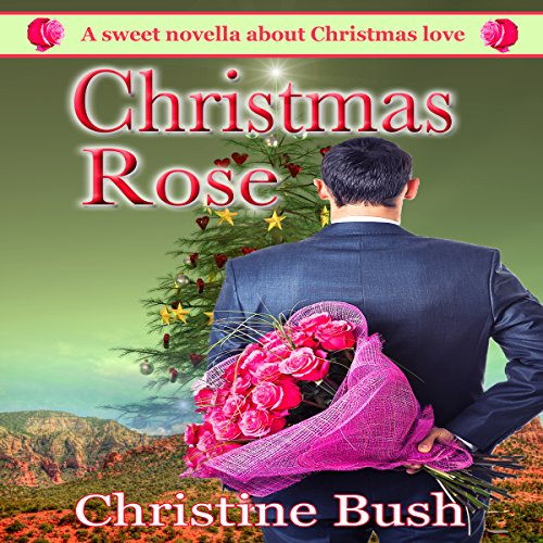 Christmas Rose audiobook cover art
