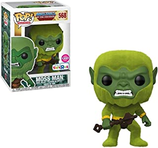 Funko Pop! Animation: Masters Of The Universe   Moss Man (Toys R Us) Exclusive Flocked Vinyl Figure # 568
