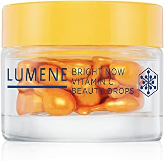 Lumene Bright Now Vitamin C Beauty Drops, 28 Count