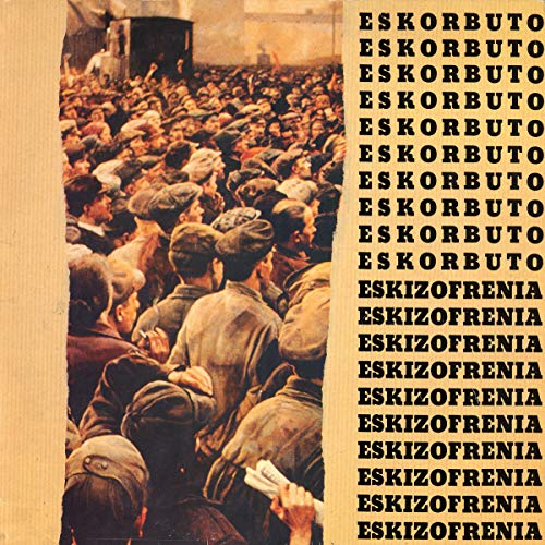 Eskizofrenia [Vinilo]