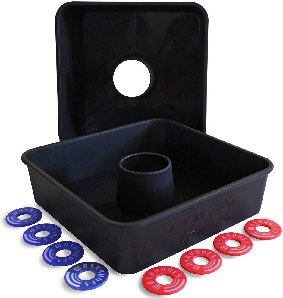 Many popular brands Driveway Games All Weather Washoos Washer Game New Shipping Free Set. Pitch Toss 8