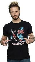 Absolute Cult Ozzy Osbourne Men's Blizzard of Ozz T-Shirt