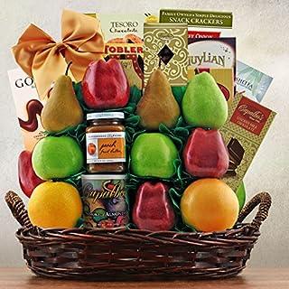 Masada Fruit & Kosher Food Gift Basket