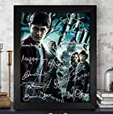 Harry Potter Film Cast Autographed Signed 8x10 Photo Reprint #46 Special Unique Gifts Ideas Him Her Best Friends Birthday Christmas Xmas Valentines Anniversary Fathers Mothers Day