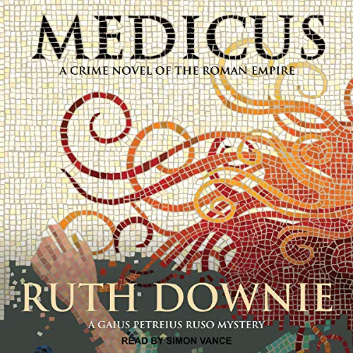 Medicus Audiobook By Ruth Downie cover art