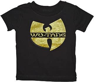 Wu-Tang Logo Kids Tee