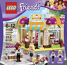 Game/Play LEGO Friends Downtown Bakery Kid/Child