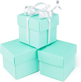 robins egg blue gift boxes