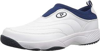 Propét Men's M3850 Wash & Wear Slip-on Ii Slip Resistant Sneaker