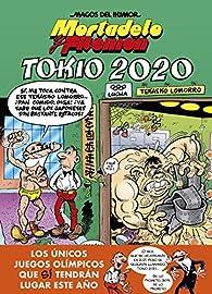 Tokio 2020 par Francisco Ibáñez
