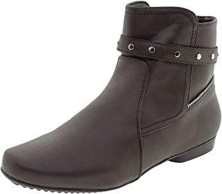 3a28eef47 Moda - Marrom - Botas / Calçados na Amazon.com.br