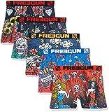 FREEGUN X5 Slip, (Multicolore E1), X-Large (Taille Fabricant:XL) (Lot de 5) Homme