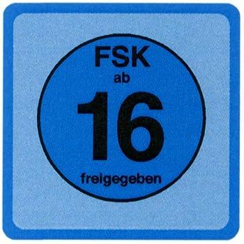 10x FSK ab 0 freigegeben Aufkleber Etiketten Sticker Alterskennzeichnung 0 Jahre