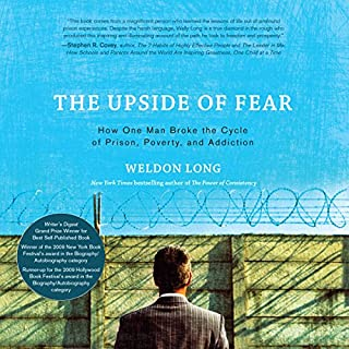 The Upside of Fear audiobook cover art