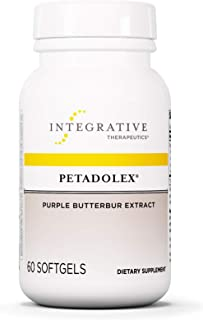 Sponsored Ad - Integrative Therapeutics - Petadolex - Purple Butterbur Extract - Healthy Blood Vessel Relaxation of the Br...