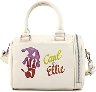 Loungefly Disney Up Carl and Ellie Mailbox Vegan Leather Crossbody Bag