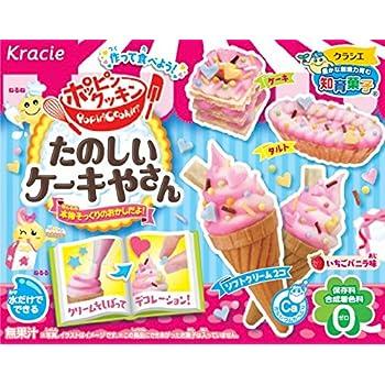 たのしいケーキやさん イチゴバニラ味 5個入 Box (食玩)