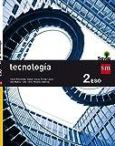 Tecnología. 2ESO. Savia: Valencia y Canarias - 9788467589634
