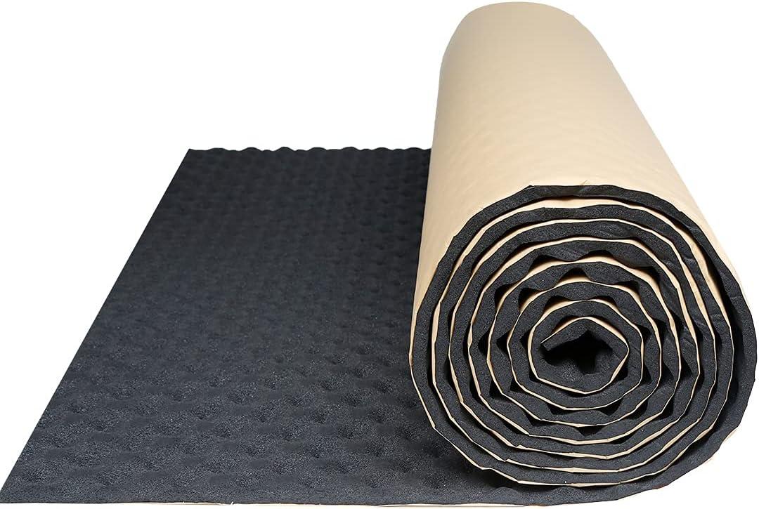 uxcell New color Studio List price Sound Acoustic Deadener Absorption Foam Heatproof