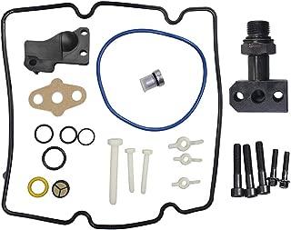 6.0L STC HPOP Fitting Update O-Ring Repair Kit 4C3Z-9B246-F Fit for Ford F250, F350, F450, F550 Vehicles