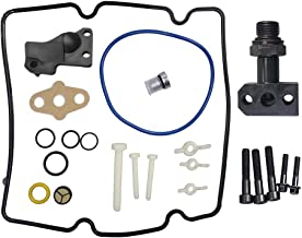 6.0L STC HPOP Fitting Update O-Ring Repair Kit 4C3Z-9B246-F Fit for Ford F250, F350, F450, F550 Vehicles