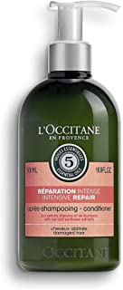 L'Occitane Aromachologie Intensive Repair Conditioner Enriched with 5 Essential Oils for Dry and Damaged Hair, 16.9 fl. oz.