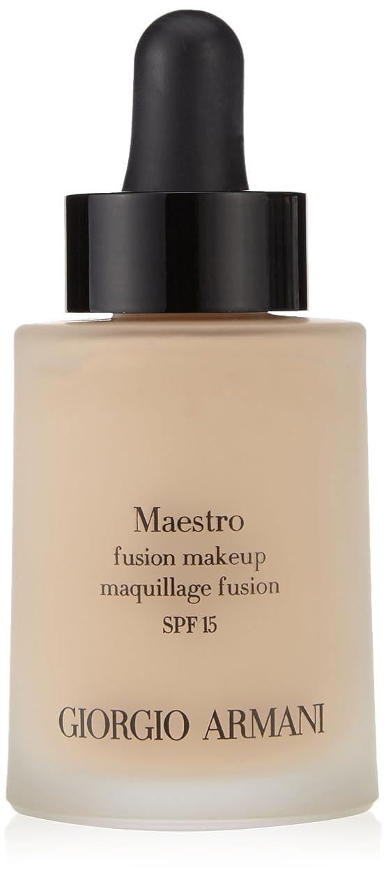 反逆者聖人ベーシックジョルジオアルマーニ Maestro Fusion Make Up Foundation SPF 15 - # 3 30ml/1oz並行輸入品