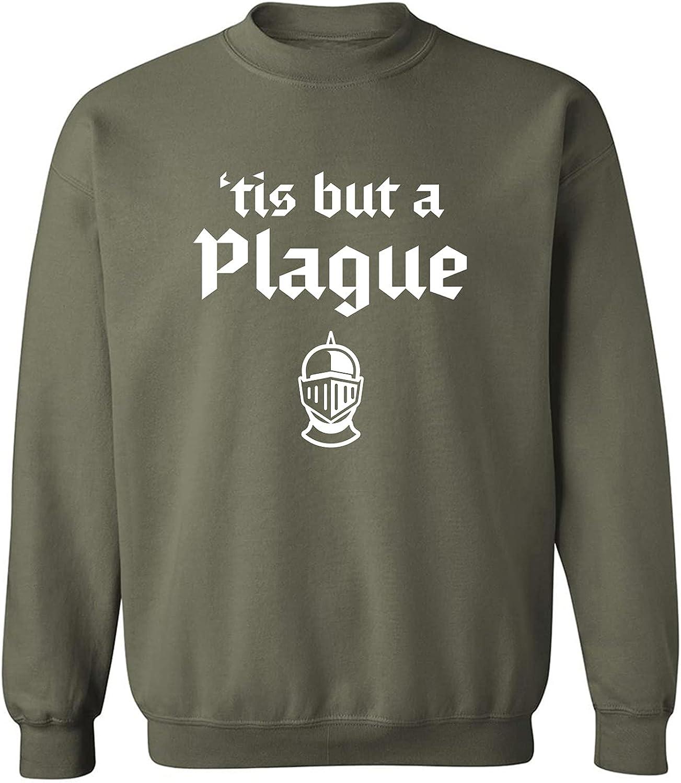 Tis But A Plague Crewneck Sweatshirt