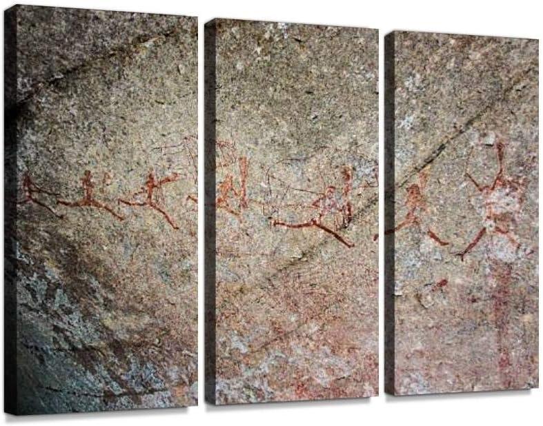 BELISIIS free shipping matopo Rock Painting African Atlanta Mall Art Artwork Exclusive Wall