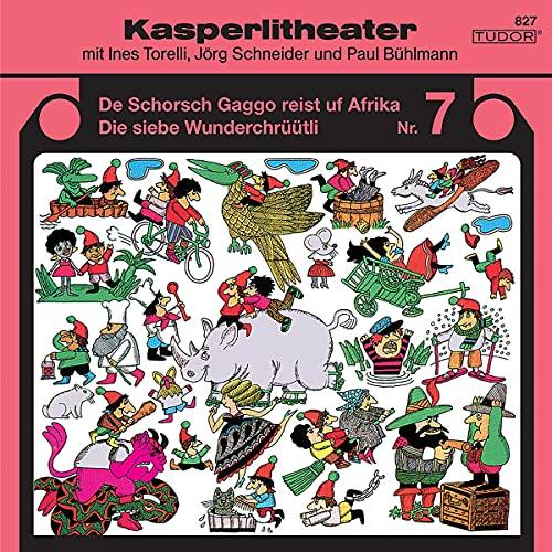 Kasperlitheater Nr. 7 Titelbild