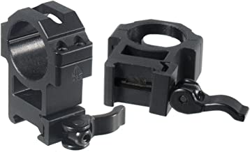 Best 30mm scope rings quick release Reviews
