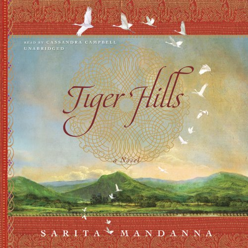 Tiger Hills audiobook cover art