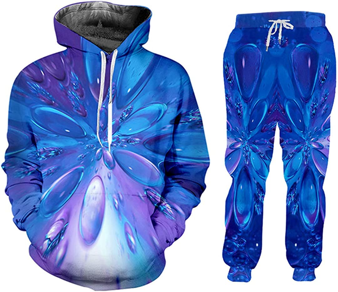 Unisex 3D Hoodie Set Art Jack T-Shirt free shipping Graphics Hoodies Tracksuit 67% OFF of fixed price