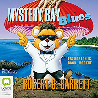 Mystery Bay Blues cover art