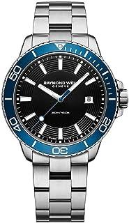 Raymond Weil - Reloj de Cuarzo Raymond Weil Tango 300, Azul/Negro, 42mm, Día, 8260-ST3-20001