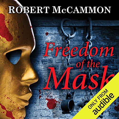 Freedom of the Mask audiobook cover art