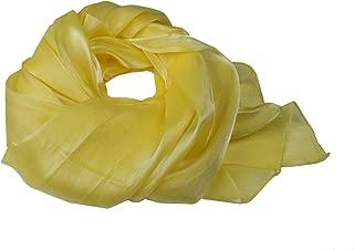 Avantgarde Stola cerimonia donna scialle elegante stole coprispalle a scelta raso lucido colore colour giallo oro gold
