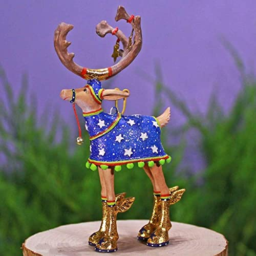 Patience Brewster Mini Heart Bee Fairy Figural Ornament #31016