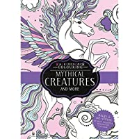 Kaleidoscope Colouring: Mythical Creatures and More