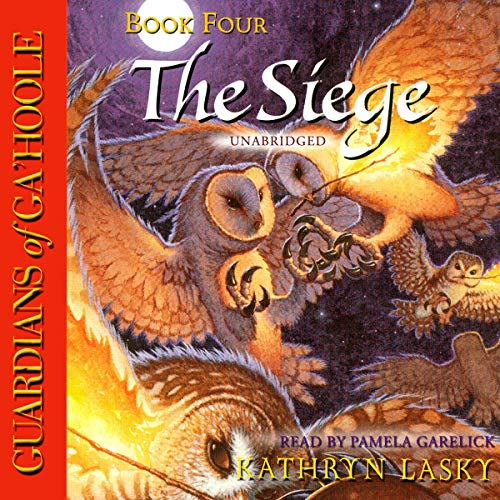 Guardians of Ga'Hoole, Book Four copertina