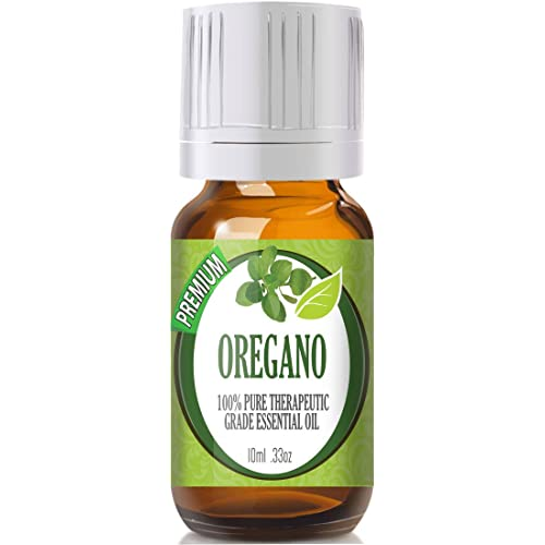 Oregano Essential Oil - 100% Pure Therapeutic Grade Oregano Oil - 10ml