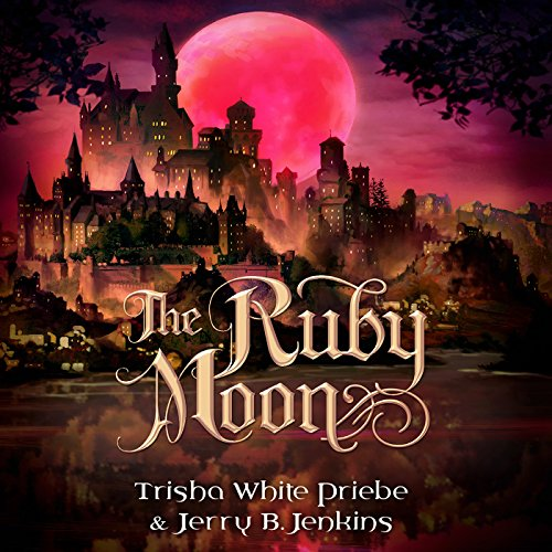 The Ruby Moon audiobook cover art