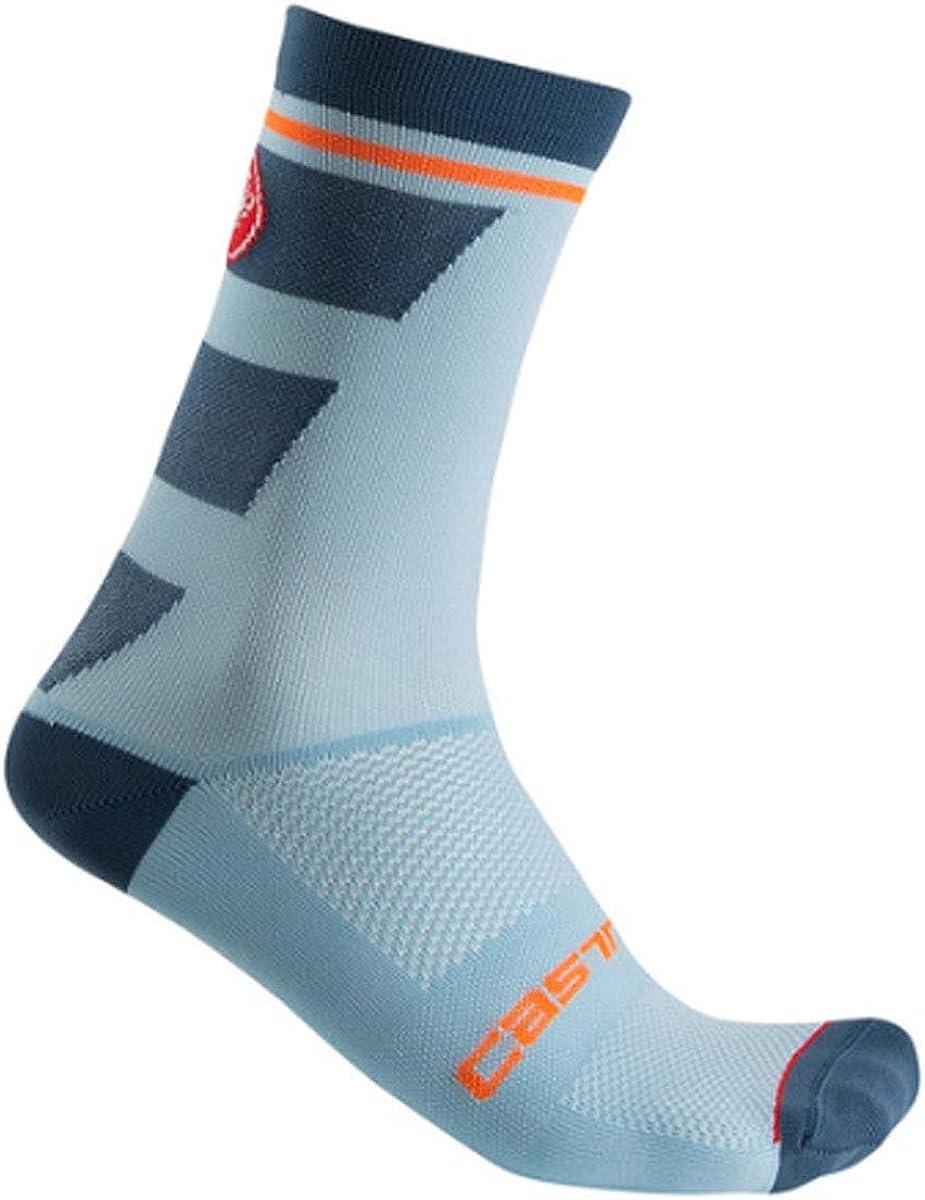 CASTELLI Herren Trofeo 15 Socken