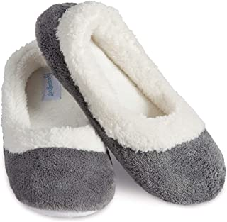 PajamaGram Fleece Slippers for Women - World's Softest Womens Slippers