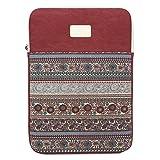 Feisman Pochette Ordinateur Portable et Tablette pour MacBook Pro 15 pouces ASUS Acer...