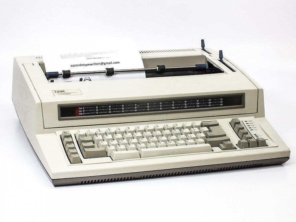 IBM 2 Popular Portland Mall brand Personal Wheelwriter - Typewriter WW2