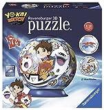 Ravensburger - 11828 - Puzzle - 3D - 72 Pièces - Yo-Kai Watch