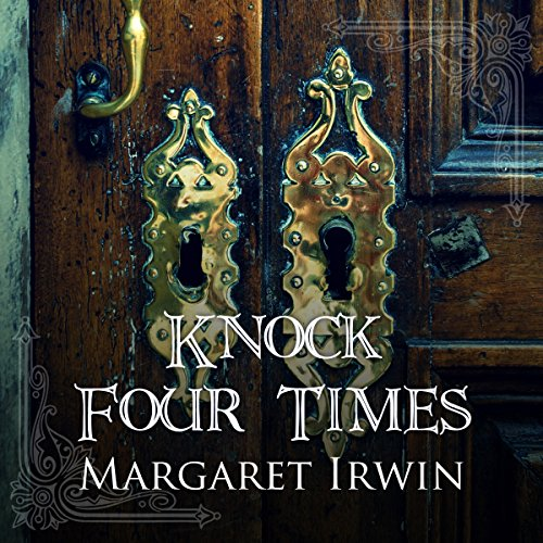 Knock Four Times audiobook cover art
